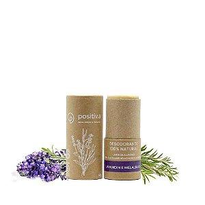 Desodorante 100% Natural Lavandin e Melaleuca 50g