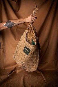Bolsa de saca de juta - Sortida
