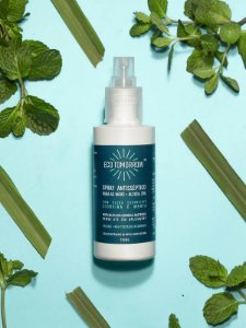 Spray Antisséptico Cidreira & Menta 120ml
