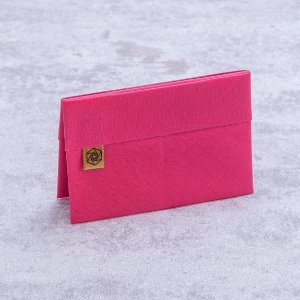 Minicarteira Loug – Rosa