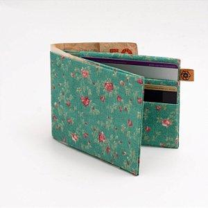 Carteira Loug – Pintural Floral