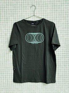 Camiseta O Futuro é Coletivo Verde