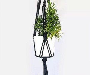 Hanger  One Preto | 75 cm