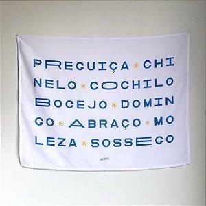 Bandeira Preguiça