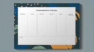 Planner Semanal Artsy II