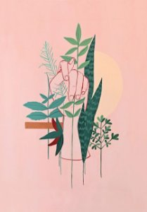 Amuleto - Figa | Print