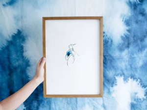 Print A3 | Mulher Mar