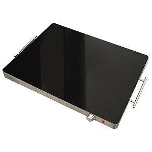Mesa térmica de vidro le cook  220v - MARCAMIX