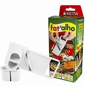 FATIADOR E FILETADOR DE ALHO REF FAT01 - KEITA