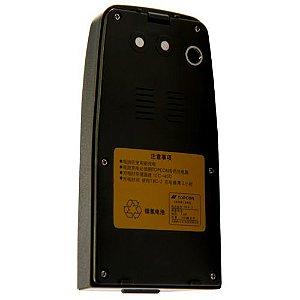 Bateria modelo TBB 2 para Estação Total Topcon GTS 102n e GTS 105n