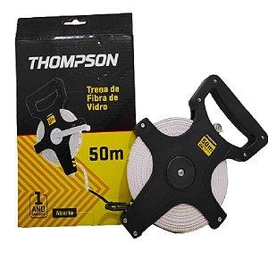 Trena fibra Thompson 50 metros aberta
