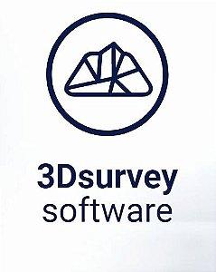 Software de mapeamento e processamento de imagens aéreas 3DSurvey
