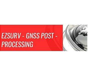 Software de Pós-processamento EZSurv® - Rinex