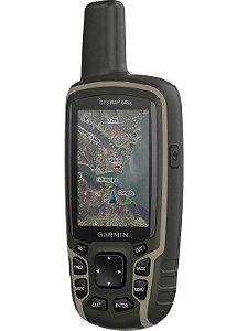 Gps Portatil Garmin Gpsmap 64SX