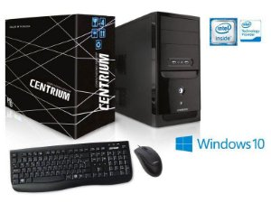 Computador Desktop Windows Computador Thintop 3050 Intel Dual Core N3050 1.6ghz 4gb 120gb Windows 10