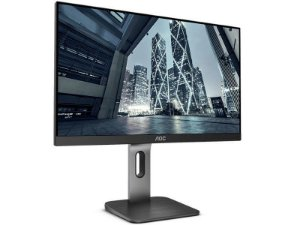 Monitor Corporativo Monitor 24p1u 23,8 Led 1920x1080 Fhd Widescreen Preto B2b