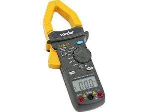Alicate Amperímetro Instrumento De Medição Digital Aav 4200