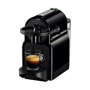 Cafeteira Nespresso Para Café Expresso Inissia D40 Cor Preto 110v