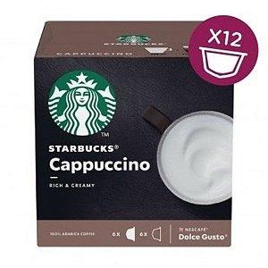 Starbucks Cappuccino by NESCAFÉ Dolce Gusto - 12 Cápsulas