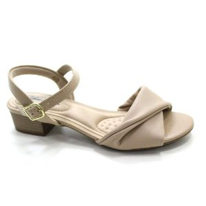Sandália Modare Salto Baixo 7136103