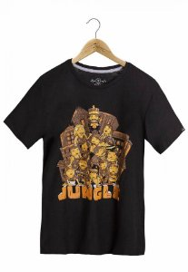 Camiseta Welcome To The Jungle