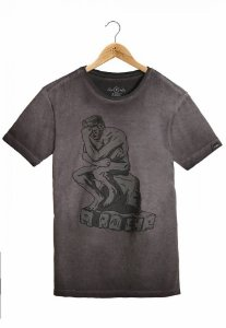 Camiseta A Rocha