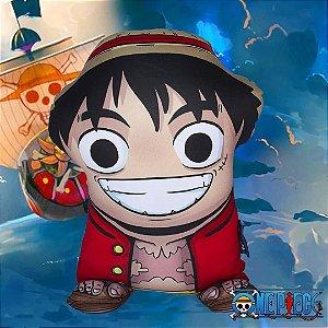 Almofada Fofuritos Luffy - One Piece
