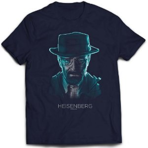 Camiseta Breaking Bed - The Heisenberg