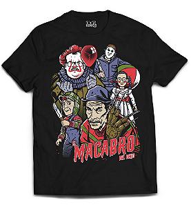 Camiseta Chaves - El Macabro Del Ocho