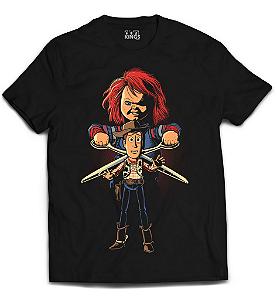 Camiseta Chucky - Toy Scary