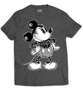 Camiseta Disney - Mickey Tattoo