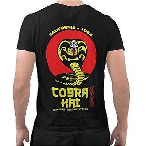 Camiseta Dojo Cobra Kai