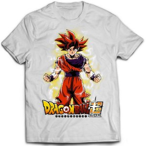 Camiseta Dragon Ball - Goku Power