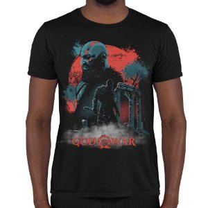 Camiseta God od War - Tribute to God