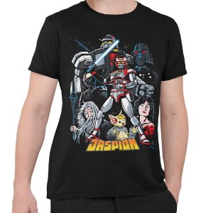 Camiseta Jaspion