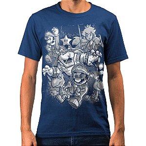 Camiseta Mario Stars