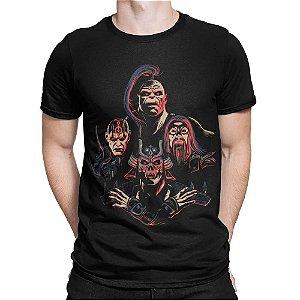 Camiseta Mortal Kombat - Boss MK