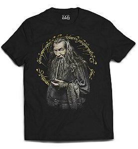 Camiseta Senhor dos Anéis - Gandalf