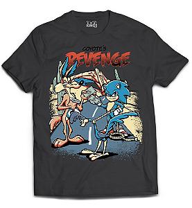 Camiseta Sonic - Coyote's Revenge