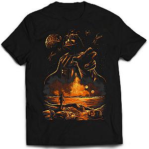 Camiseta Star Wars - Dark Side