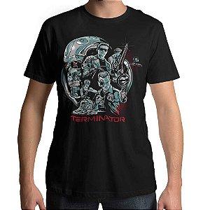 Camiseta Exterminador do Futuro - Terminator