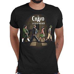 Camiseta Chaves - El Chavo Vila Road
