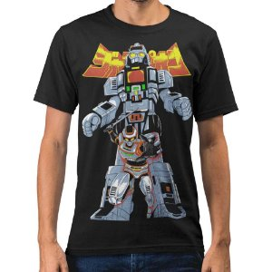 Camiseta Jaspion - Daileon