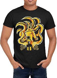 Camiseta Naruto - Kurama