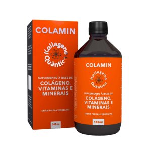 Colamin - 500ml Kollageno Quântico