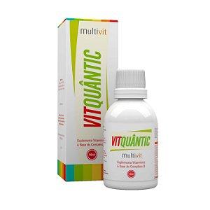 Multivit - 50ml Linha Vitquântic