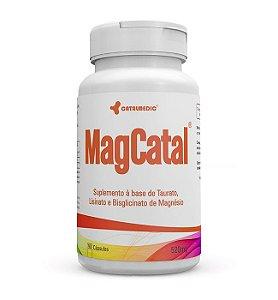 Magcatal - Suplemento Alimentar 120 Cáps.