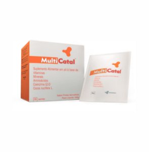 MultiCatal - Multivitamínico 30 Sachês