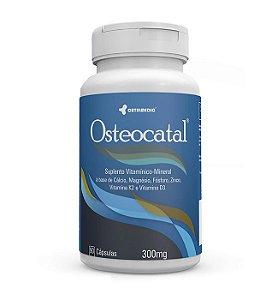 Osteocatal - Suplemento Alimentar 90 Cáps.