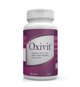 Oxivit - Suplemento Alimentar 60 Cáps.